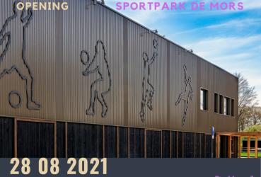Sportpark opent nu ook officieel